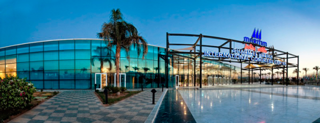 The Maritim Sharm el-Sheikh International Congress Center will be the venue of the Miss Intercontinental 2014 finals on October 25, 2014