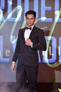 During formal wear (Photo credit: OPMBworldwide)