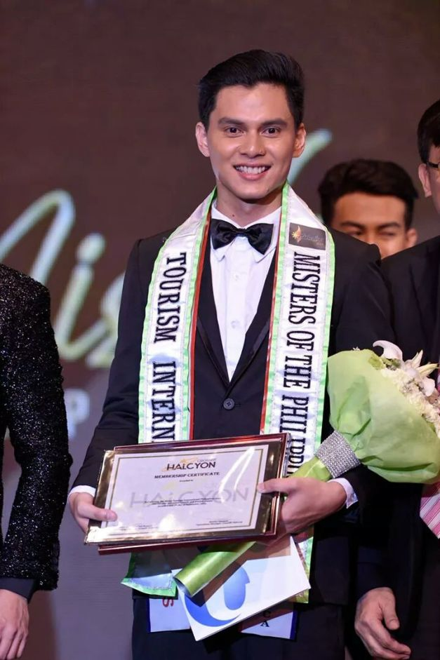 Mister of the Philippines - Tourism International 2014 Judah Cohen (Photo credit: OPMBworldwide)