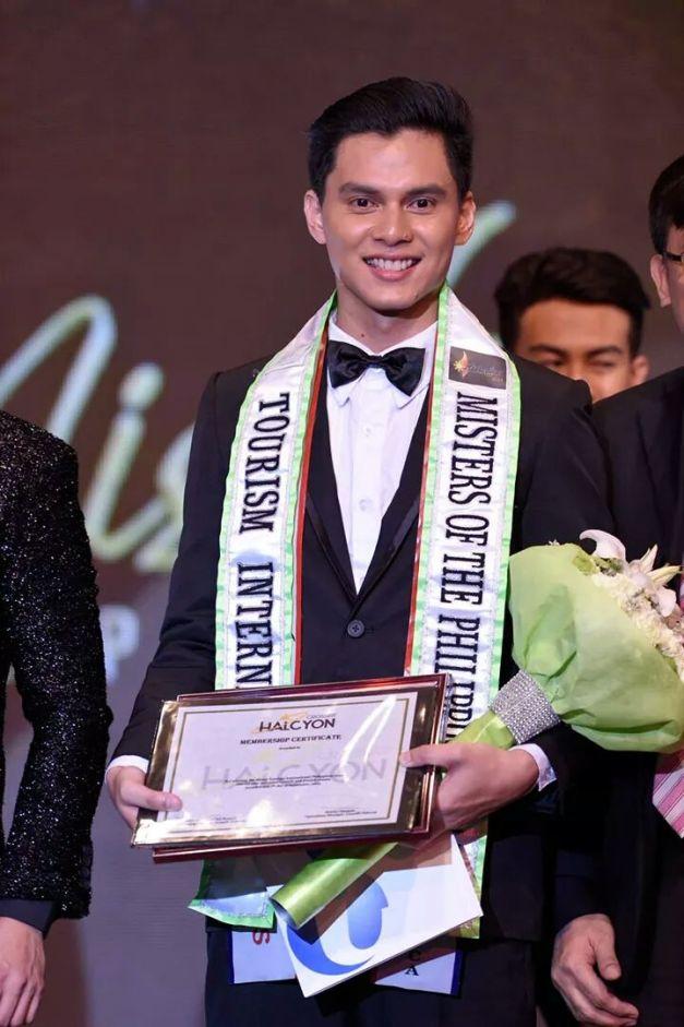 Mister of the Philippines - Tourism International 2014 Judah Cohen (Photo credit: OPMBworldwide)