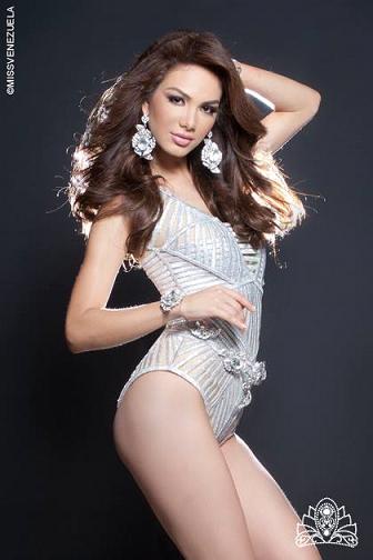 Miss Venezuela Tierra 2014 Maira Alexandra Rodríguez Herrera of Amazonas