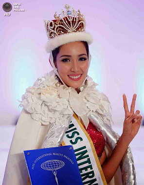 Miss International 2013 Bea Rose Santiago