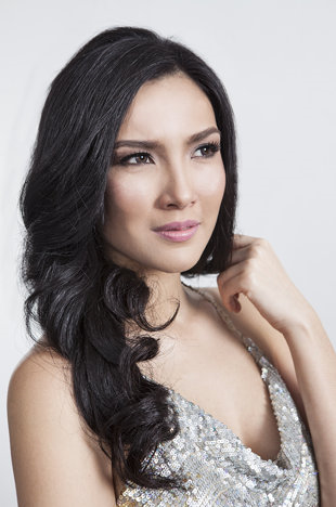 Bb. Pilipinas-International 2014 Mary Anne Bianca Guidotti (Photo by Jar Concengco)