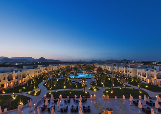 The ladies will be staying at the Five-star Le Royal Holiday Resort Sharm el-Sheikh