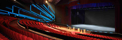 Newport Performing Arts Theatre at Resorts World Manila - venue of Mister United Continent 2015