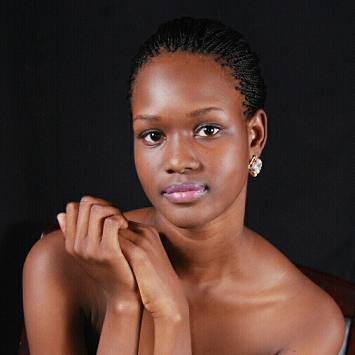 Siran Samuel - Miss Earth South Sudan 2014