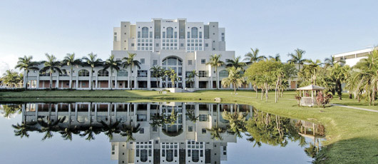 Florida International University - venue of the next Miss Universe