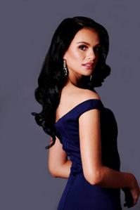 Valerie Weigmann for Miss World Philippines 2014