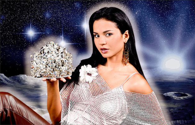 Miss Earth 2003 Dania Patricia Prince Méndez: the only major international beauty pageant winner from Honduras.
