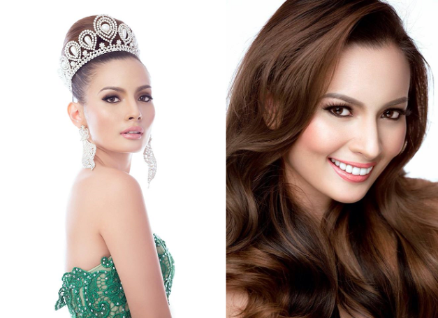 Ferina de Paz will be one of two Philippine representatives to Miss Asean 2014 scheduled to happen in Chiang Rai, Thailand from December 25-31, 2014