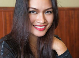 Janine Tugonon (Photo credit: asianhournal.com)