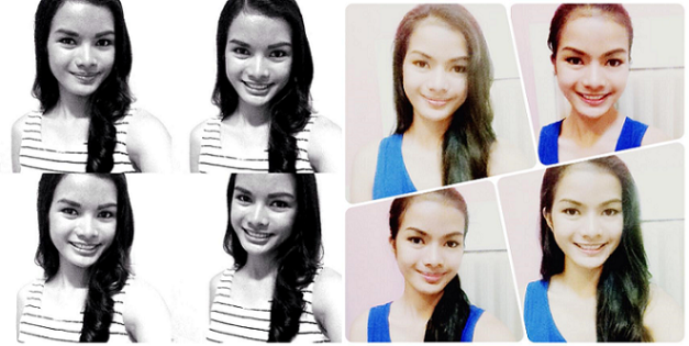 """Only 17 and standing 5'8"""", this Patricia Denise Babista. And she could pursue the pageant route after turning 18."""