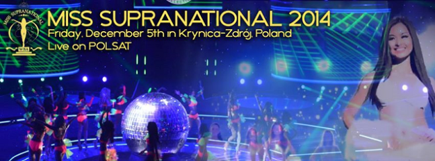 Ready for Miss Supranational 2014? I'm sure you are. But before the actual coverage, watch the video about host city Krynica-Zdrój below.