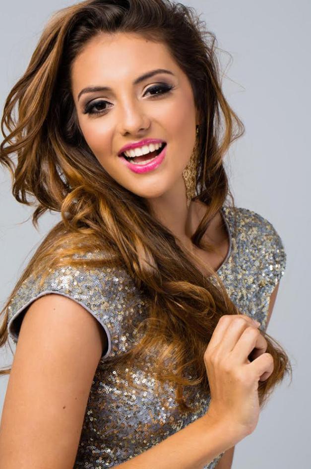 Miss Earth Tahiti 2014 Hereata Ellard