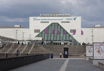 ExCeL London: Where Miss World 2014 will be crowned.