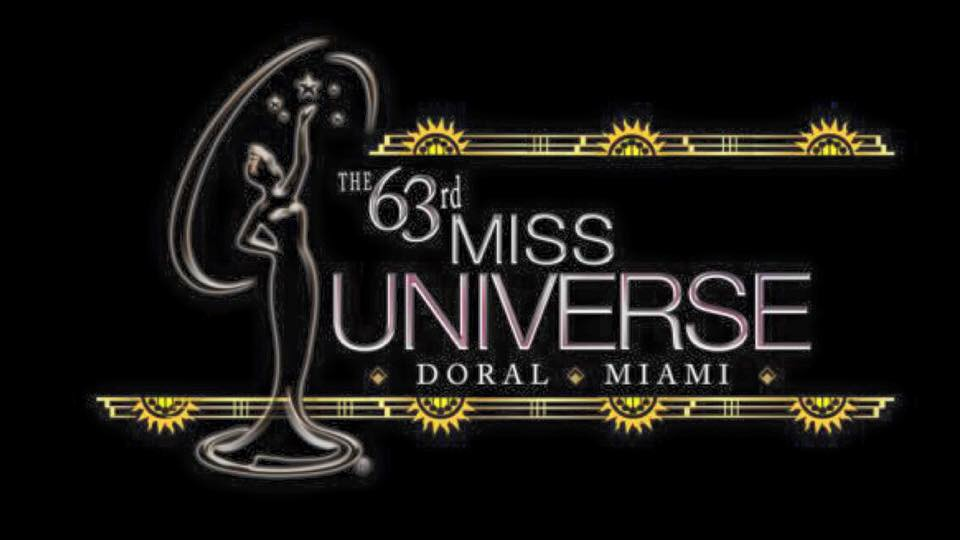 the 63rd miss universe logo is out! | normannorman