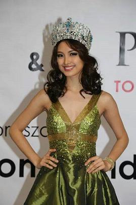 Miss Supranational 2013 Mutya Johanna Datul