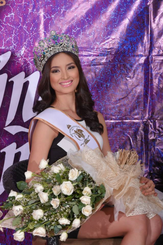 Ready to crown her Miss Supranational successor, Mutya Johanna Datul is.