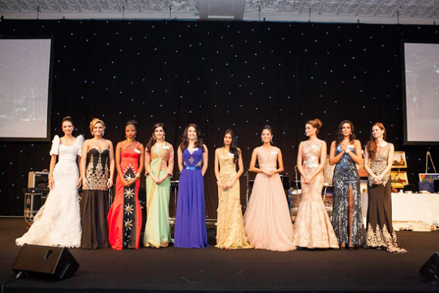 The Top 10 of Miss World 2014 Beauty With A Purpose (left to right): Philippines, Bolivia, Kenya, India, Brazil, Guyana, Indonesia, South Africa, Netherlands and England. Could Miss World 2014 be one of the girls here? Gut-feel tells me yes.