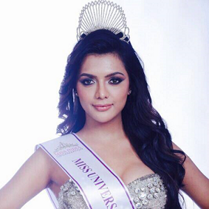 Miss Universal Peace & Humanity 2014 Ruhi Singh of India