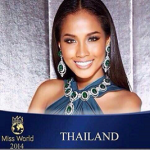 The likely winner of the People's Choice Award is Maeya Nonthawan Thongleng of Thailand
