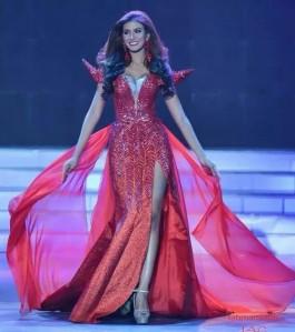 Miss Earth 2014 Top 16 Semifinalist Sasi Sintawee