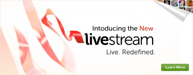 The New Livestream has always proven to be reliable. The app can even be downloaded from the iTunes or Google Play stores.