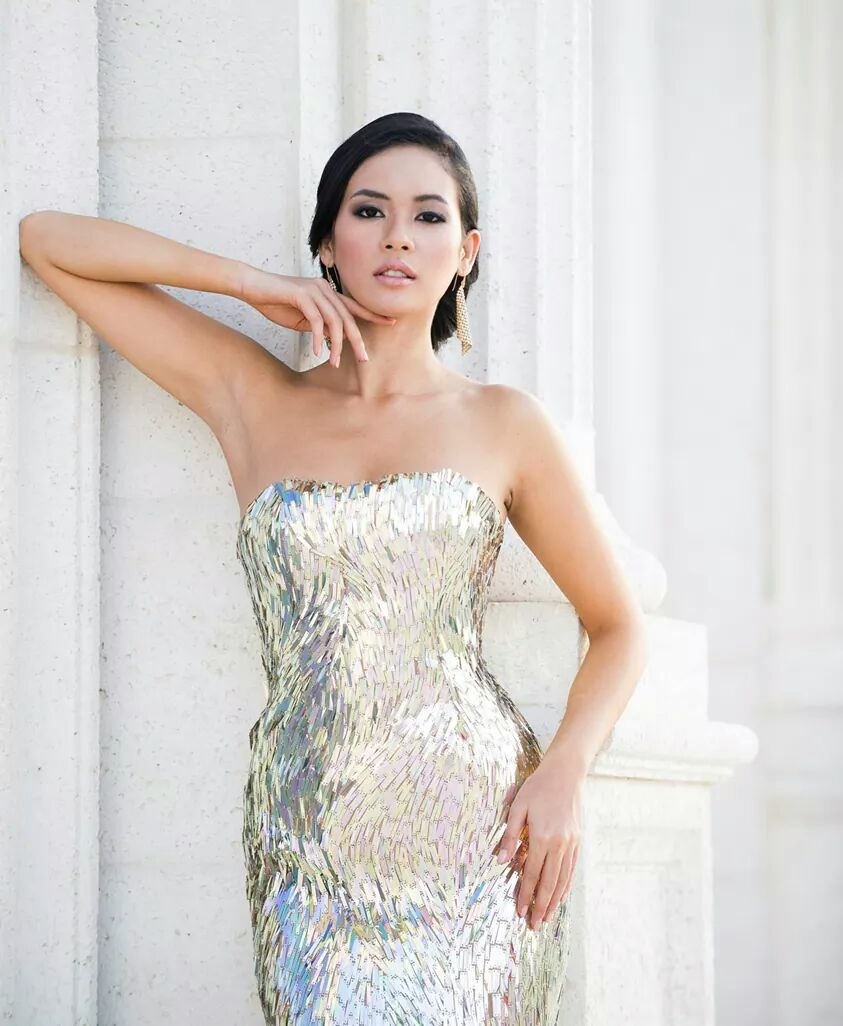How strong can elvira devinamira of indonesia get in the 63rd miss image miss indonesia elvira devinamira reheart Images