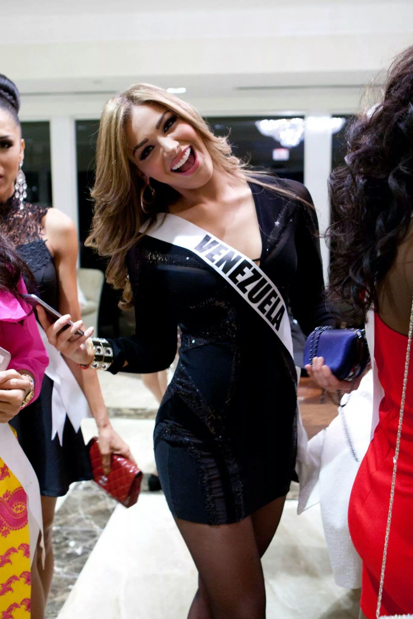 Miss Venezuela Migbelis Castellanos