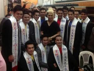 Candidates' guesting on Gandang Gabi Vice