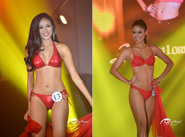 Who is fiercer - Liezel, the repeater (left) or Ann, the first-timer? (Photo credit: Joy Arguil)