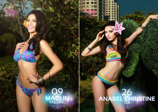 From Pampanga to Ozamiz City, this match between Binibini 9 Maolin Yalung and Binibini 26 Anabel Christine Tia is anticipated by their respective supporters.