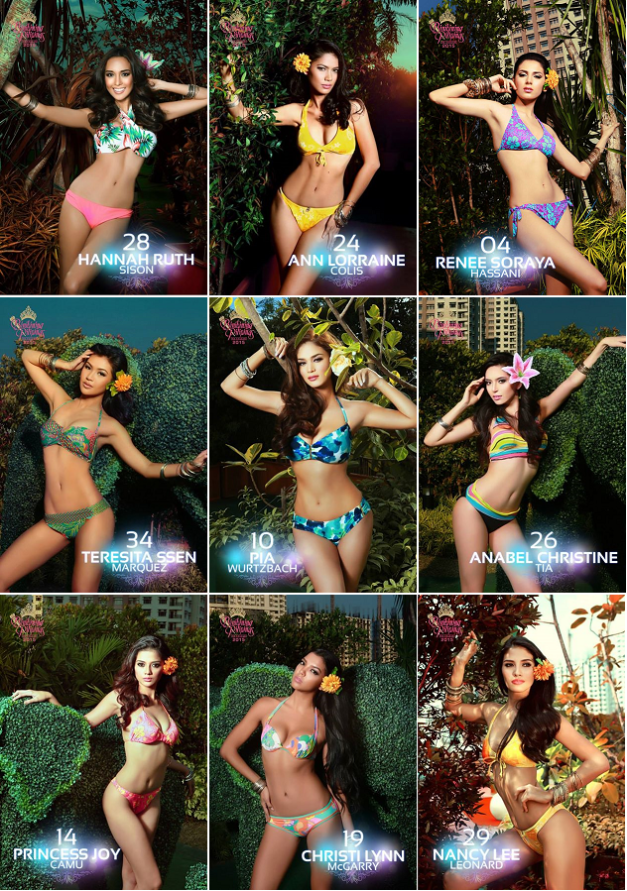 The Binibinis whose swimsuit glam shots got me all excited