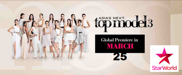 The Fourteen (14) contestants of Asia's Next Top Model Season 3