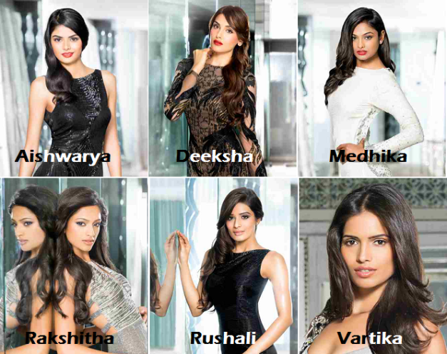 My favorites to win fbb Femina Miss India 2015