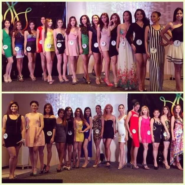Final screening pics of Miss Gay Manila 2015 (Photo credit: Jonas Gaffud)