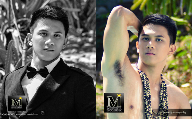 Johnmar 'JM' Siuagan was proclaimed Mister Ilocandia 2015 over the weekend