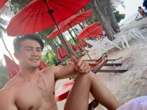 Joseph in Phuket