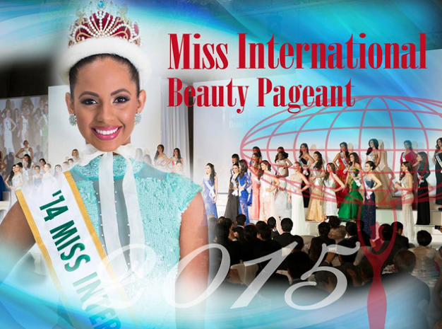 The finals of Miss International 2015 will take place on November 5 in the Shinagawa-ku ward of Tokyo.
