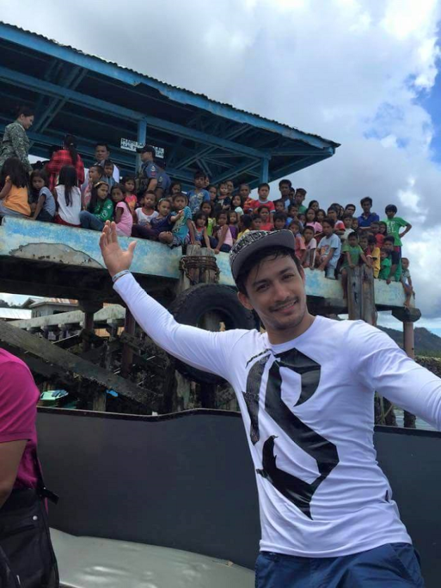 Neil enjoyed his Tawi-Tawi that he promised to return in the future. (Photo credit: Pageant Tribune)