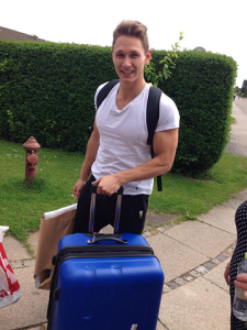 Mr. World 2014 Nicklas Pedersen