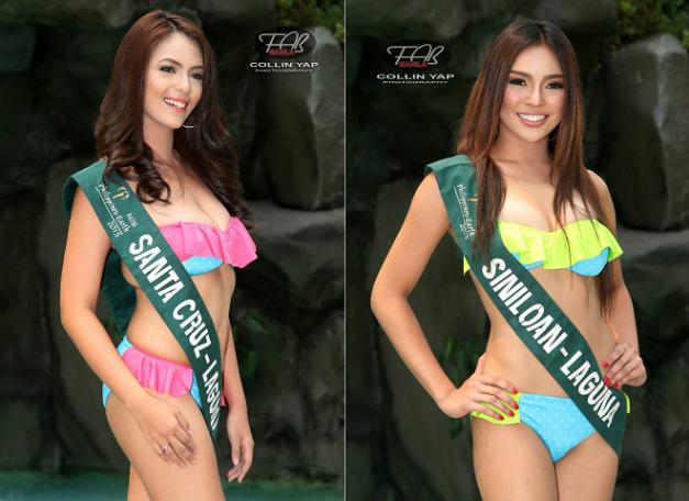 How far will Alyanna Cagandahan and Carla Valderrama go in MPE2015 (Photo credit: Collin Yap)