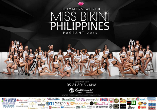 One of the beautiful and sexy ladies above will become this year's Slimmers World Miss Bikini Philippines 2015 tonight!