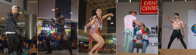 Images from the Talent Competition (Photo credit: TPQ The Pageant Queens)