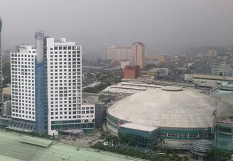 Novotel Manila Araneta Center is conveniently located beside Araneta Coliseum