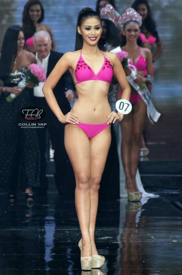 Miss bikini philippines confirm. join