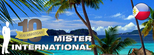 10th Mister International on November 28