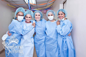 Our Bb. Pilipinas 2015 Queens dressed for the job