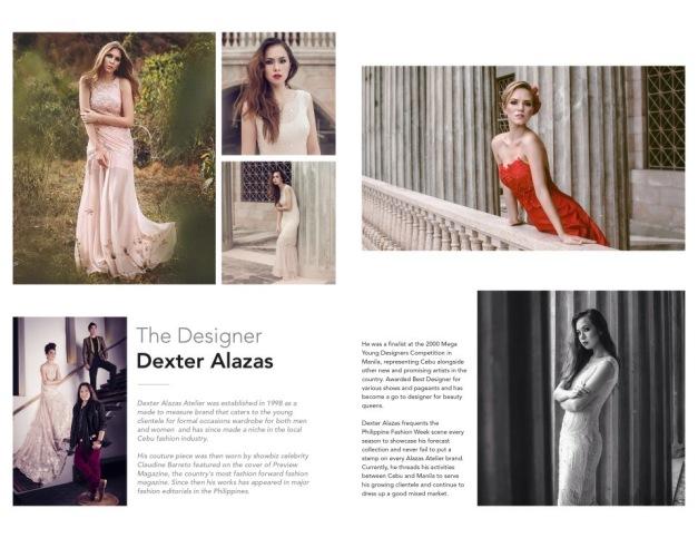 Designer Dexter Alazas heads AD Models Mgt Manila