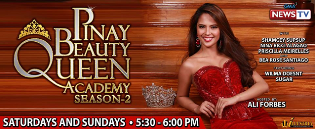 Today, June 21, the premiere episode of Pinay Beauty Queen Academy Season 2 will be aired on GMA News TV